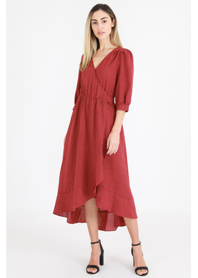 3rd Love The Label 3rd Love Hannah Wrap Dress
