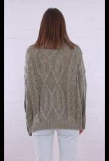 Riley Roll Neck Knit