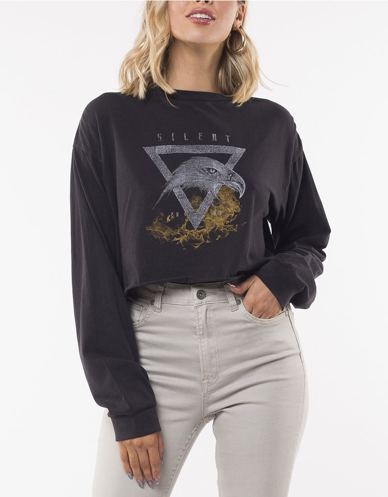 Silent Theory Lead L/S Tee
