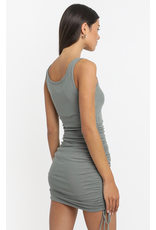 Casey Ruched Dress