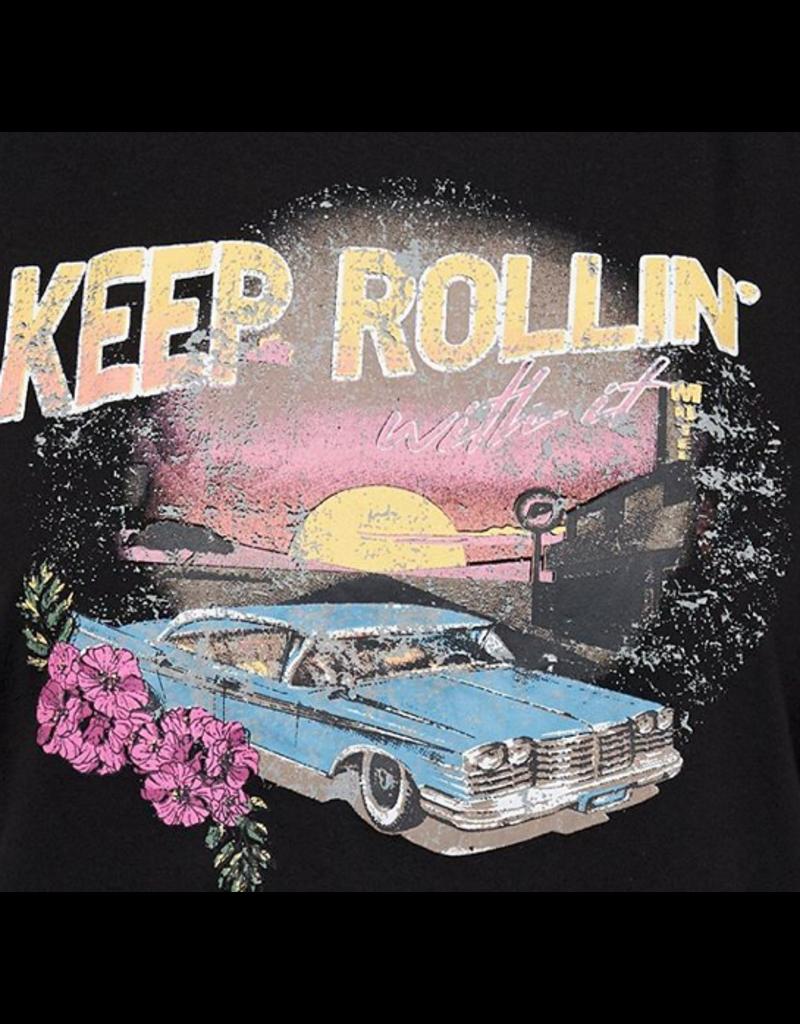 Keep Rollin Tank