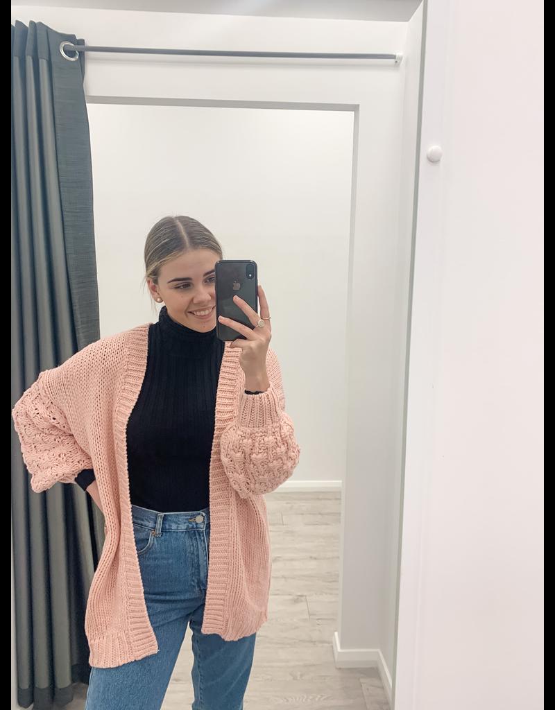 Harper Knit Cardi