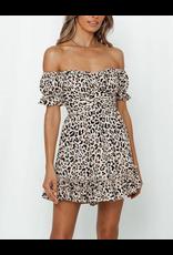 Posie Leopard Dress