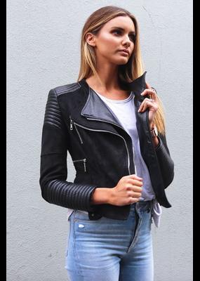 Bessy Biker Jacket Black