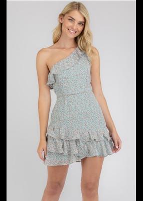 Maddy One Shoulder Dress