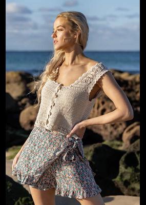 Pia Tie Skirt