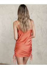 Satin Sense Dress