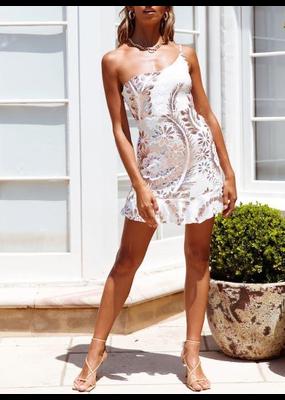 Sequin Queen Dress