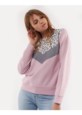 All About Eve All About Eve Cheetah Chevron Crew