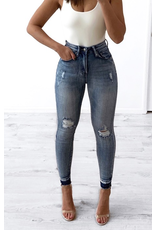 Wakee 10177 Ripped Jean