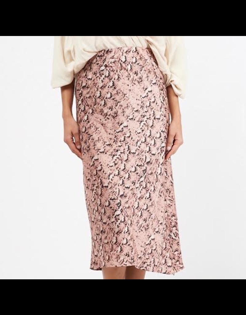 Shimmer Slip Skirt