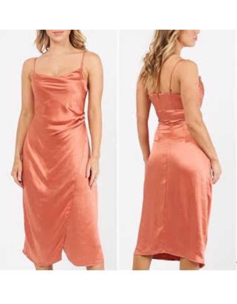 Luxe Slipe Dress