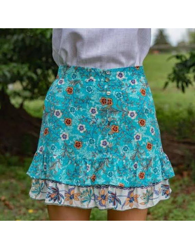 Abby Mini Skirt