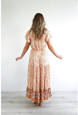 Salty Bright Ayla Floral Maxi Dress