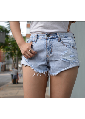 Kaitlin Denim Shorts