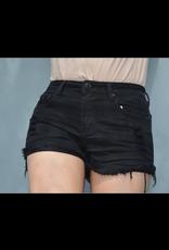 Leia Denim Shorts