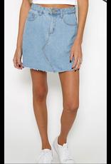 Kendall Denim Skirt
