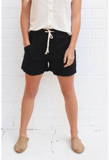Luxe Shorts Black
