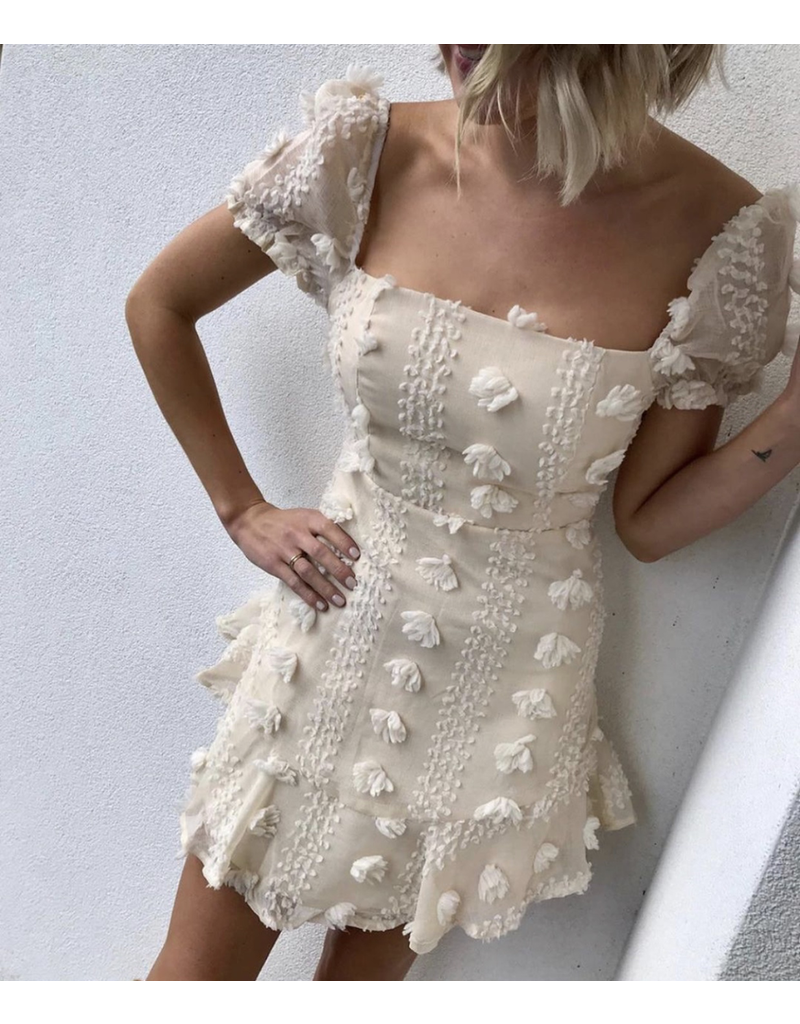Darcy Off Shoulder Mini Dress