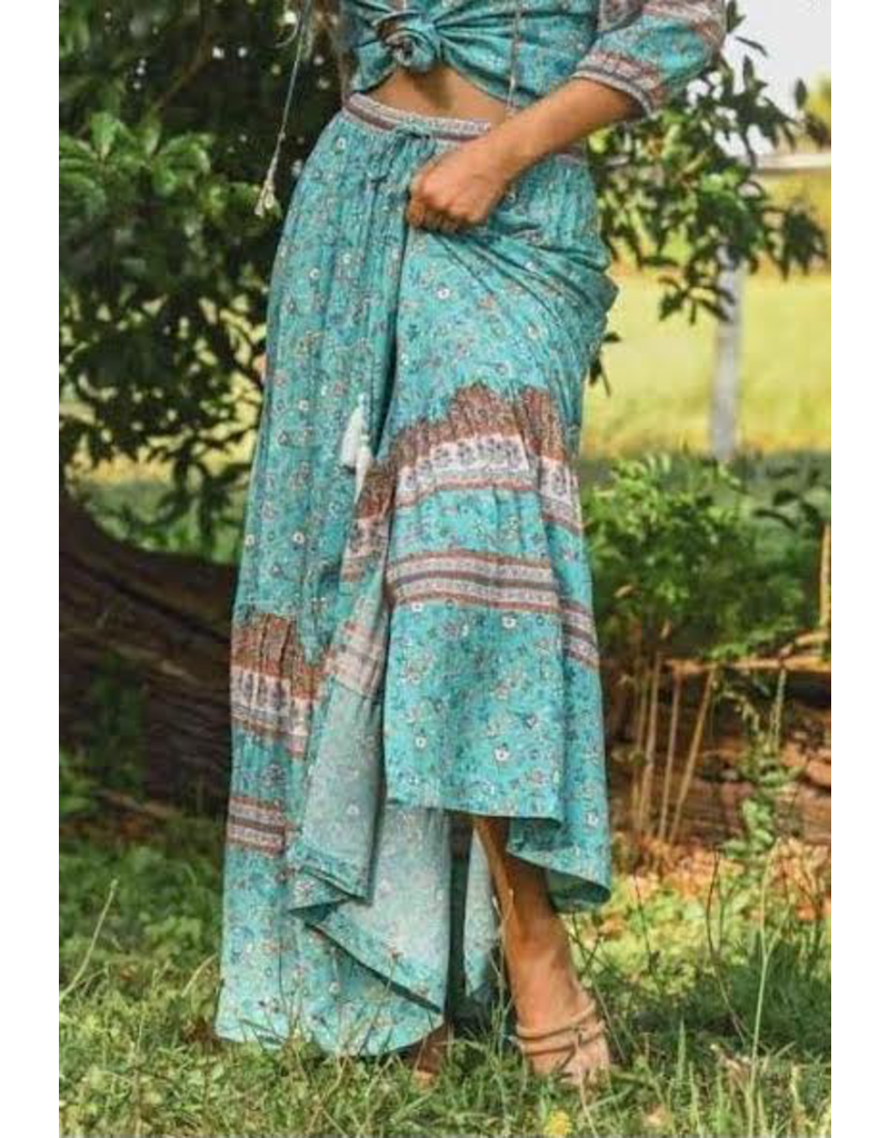 Lacey Maxi Skirt