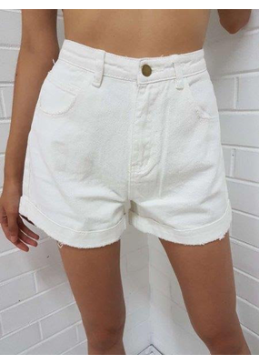 Masie Denim Shorts