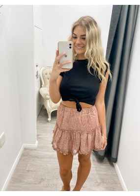 Winston Mini Skirt