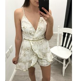 Glass Houses Playsuit