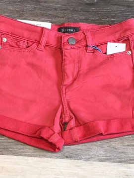 DL 1961 Piper Cuffed Shorts