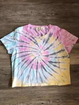 Vintage Havana Swril Tie Dye T-Shirt