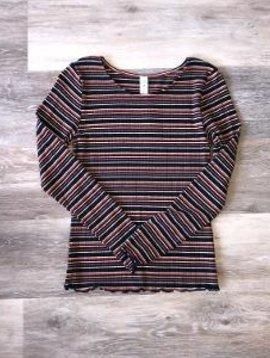 *SALE* Stripe Long Sleeve Top