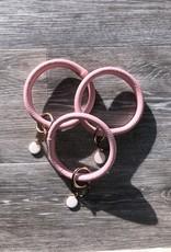 Hoop Key Chain