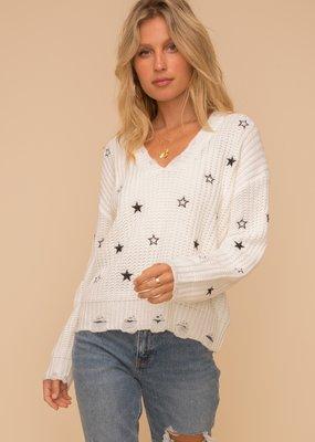 Eden Star Sweater