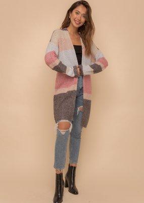 Zoe Block Sweater
