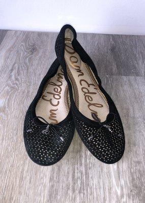 Black Sam Edelman Flats Size 7