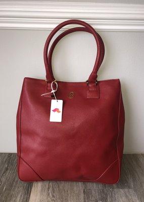 Red Tory Burch Bag