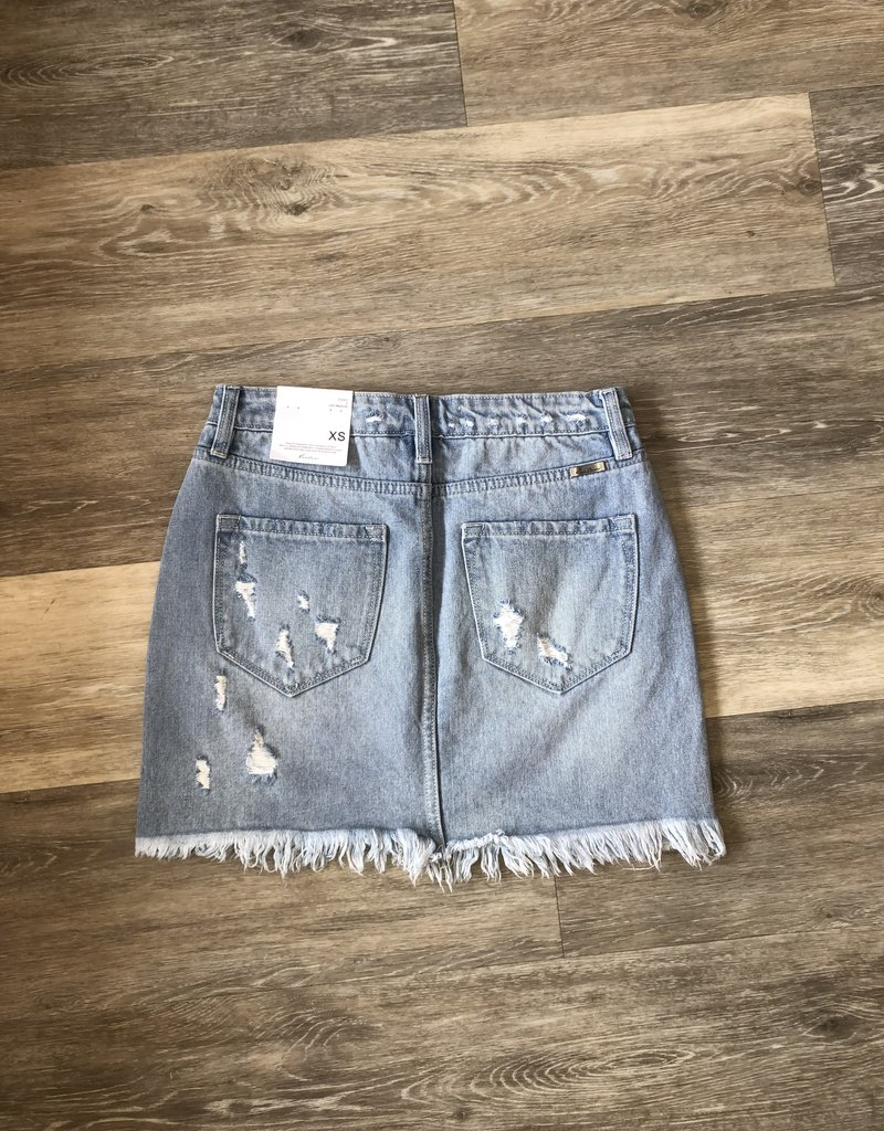 Bella Denim Skirt