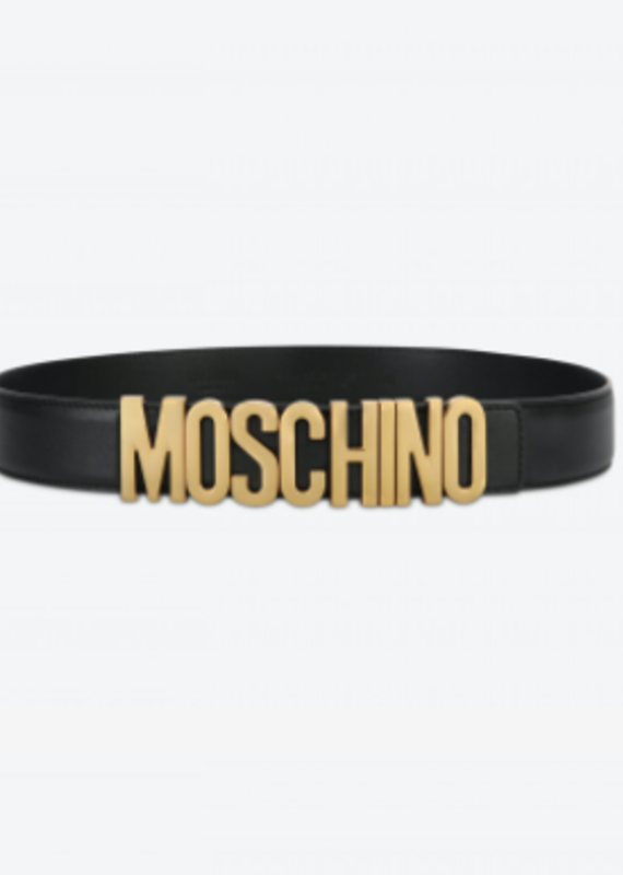 New Moschino Belt