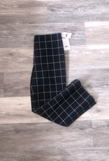 NWT Bailey Plaid Pants Large
