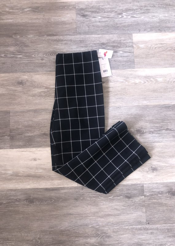 NWT Bailey Plaid Pants Large