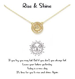 Rise & Shine Necklace