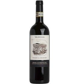 Red Wine 2010, Val Di Suga, Poggio Al Granchio, Brunello