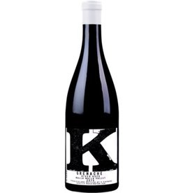 Red Wine 2015, K Vintners, River Rock Grenache