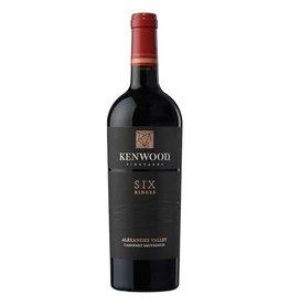Red Wine 2015, Kenwood Six Ridges, Cabernet Sauvignon