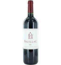 Red Wine 2008, Pauillac de Latour, Chateau Latour 3rd