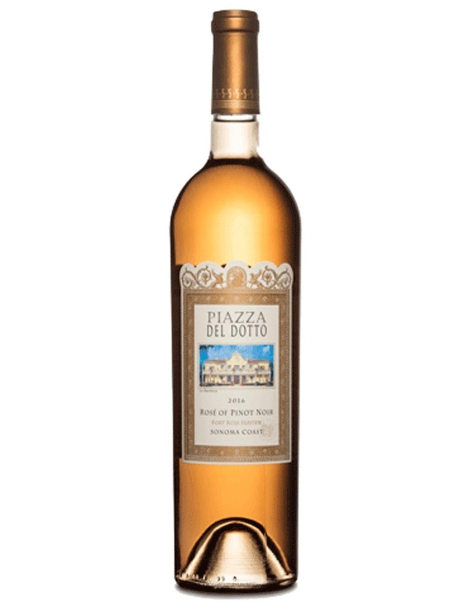 Rose Wine 2013, Del Dotto Caves, Rose, Fort Ross-Seaview Vineyard, Sonoma Coast, California, 15.55% Alc,