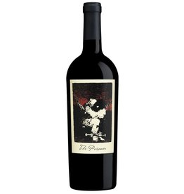 Red Wine 2017, PWC, The Prisoner, Red Blend