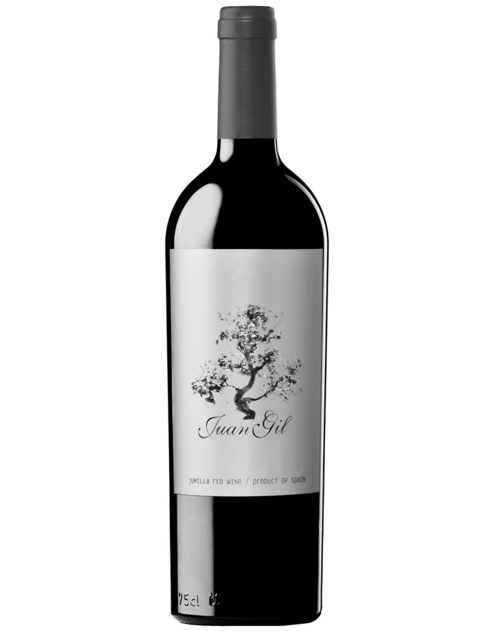 Red Wine 2017, Juan Gil Silver Label, Monastrell, Jumilla, Spain, 15.0% Alc, CTnr, TW91