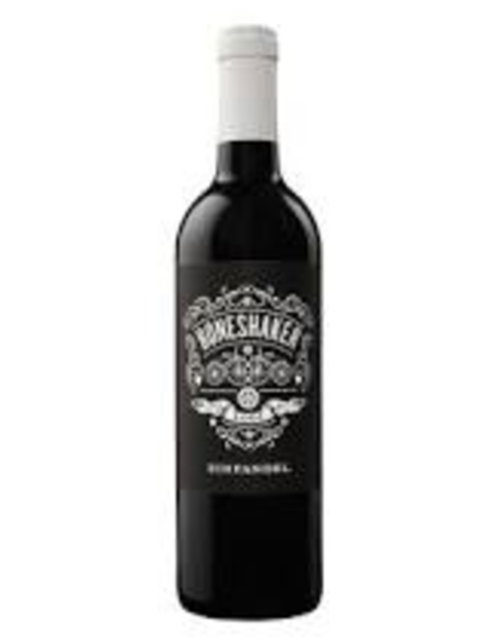 Red Wine 2016, Boneshaker, Zinfandel,  Lodi, Central Valley, California, 15.0% Alc, CT87, TW90