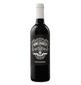 Red Wine 2016, Boneshaker, Zinfandel
