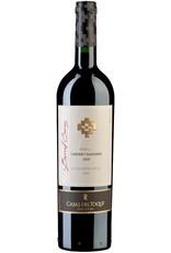 Red Wine 2015, Casas del Toqui Barrel Reserva, Carmenere, Cachapoal Valley, Central Valley, Chile, 14% Alc., TW92